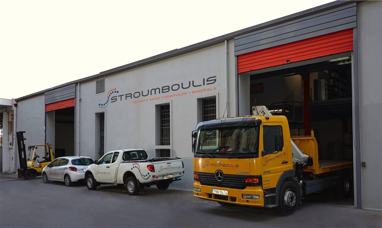 stroumboulis εγκαταστάσεις