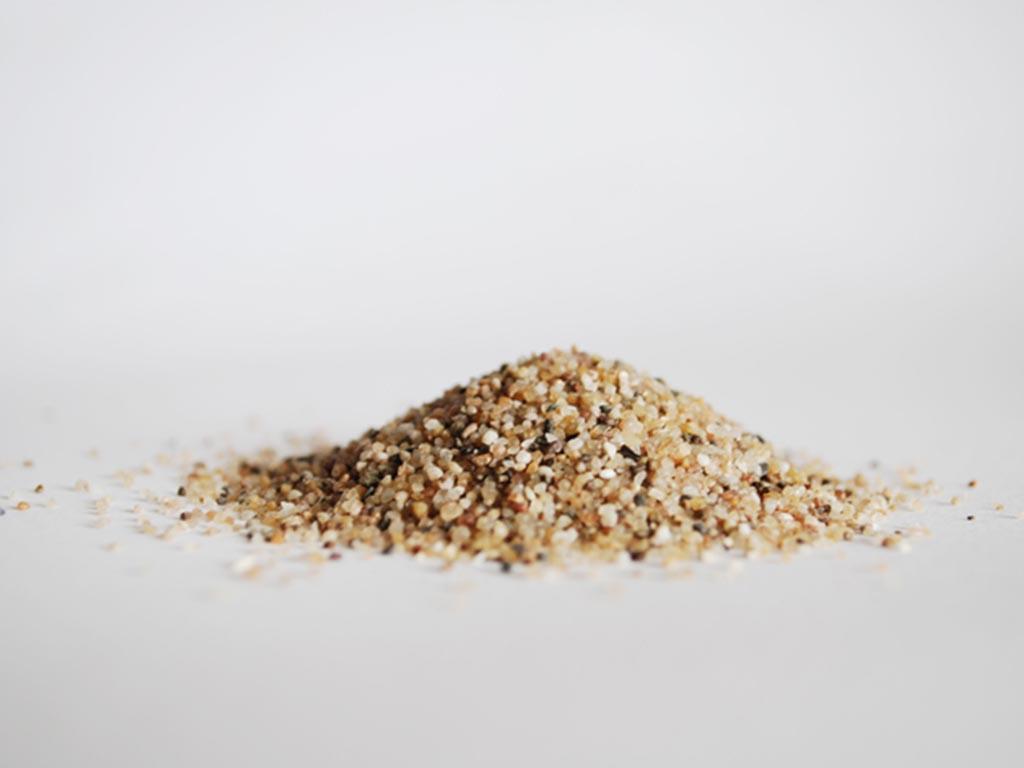 χαλαζιακή άμμος φίλτρων